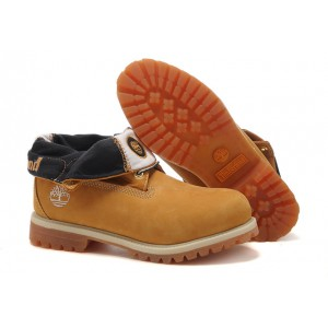 Timberland Roll-Top Boots