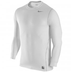 Nike Pro Combat Hyperwarm Fitted L/S Crew