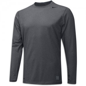 Nike Pro Combat Fitted L/S Crew