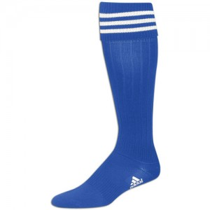 adidas 3-Stripes II Soccer Sock (9-13)