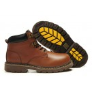 Caterpillar Mens Camel Work Boot