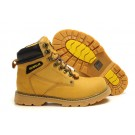 Caterpillar Mens Steel Toe Work Boot
