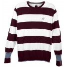 adidas Originals Sport Striped Crew Sweater