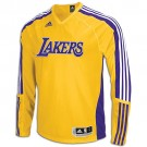 adidas NBA On Court LS Shooting Shirt