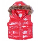 Moncler Smart Casual Hooded Vests (women's)