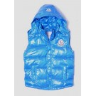 Moncler Clairy Hooded Vests (women's)