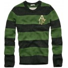 Abercrombie & Fitch Mens Sweaters Horizontal Stripe M90026B
